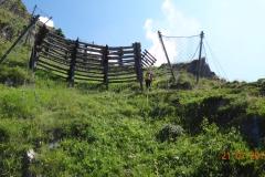 Ripari valangari, Airolo, 2015 © F&P
