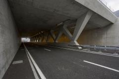 AlpTransit, Nodo di Camorino, Sottopasso strada cantonale, 2013 © CIPM-F. Banfi